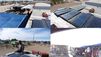 Solar Panel Install Mobile Market